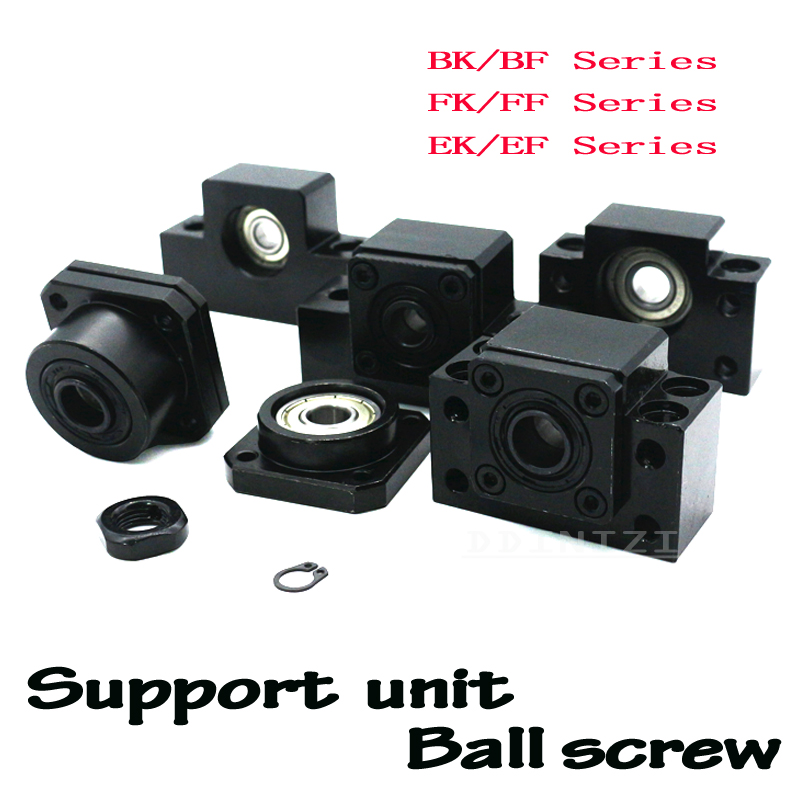 NEW BK10 BF10 BK12 BF12 BK15 BF15 FK10 FF10 FK12 FF12 FK15 FF15 EK10 EF10 EK12 EF12 support unit for ballscrew SFU1605 SFU1204 все цены