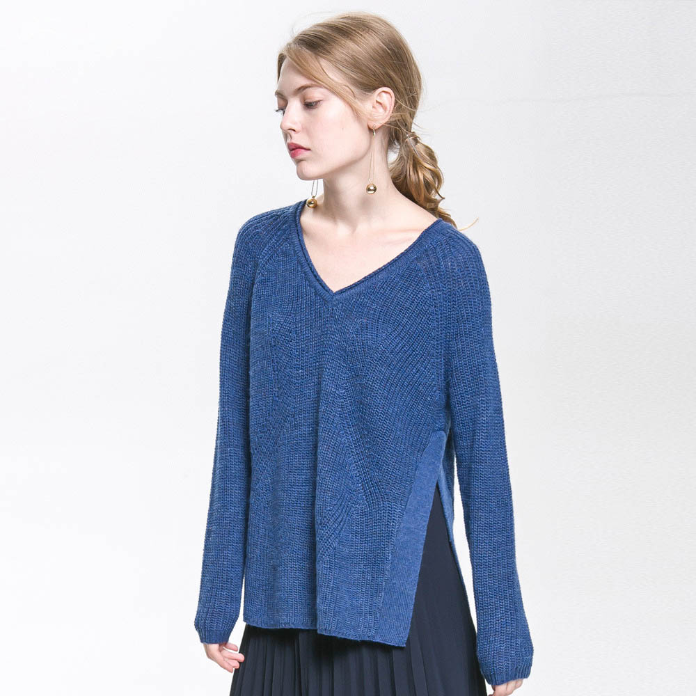 2017 Pullovers Sweaters Womens Knit Autumn Winter Fall Fashion ...