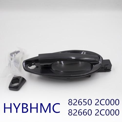 Genuine Outside Door Handle Catch unpainted For HYUNDAI Tiburon Coupe 2003-2008 826502C000 826602C000 Genuine Outside Door Handle Catch unpainted For HYUNDAI Tiburon Coupe 2003-2008 826502C000 826602C000