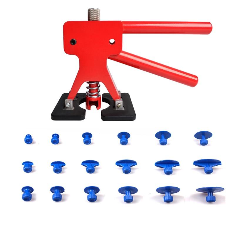 ФОТО PDR Tools Paintless Dent Repair Tools Dent Removal Tool Set Dent Puller lifter Paintless Dings Repair Hail Repair Herramentas