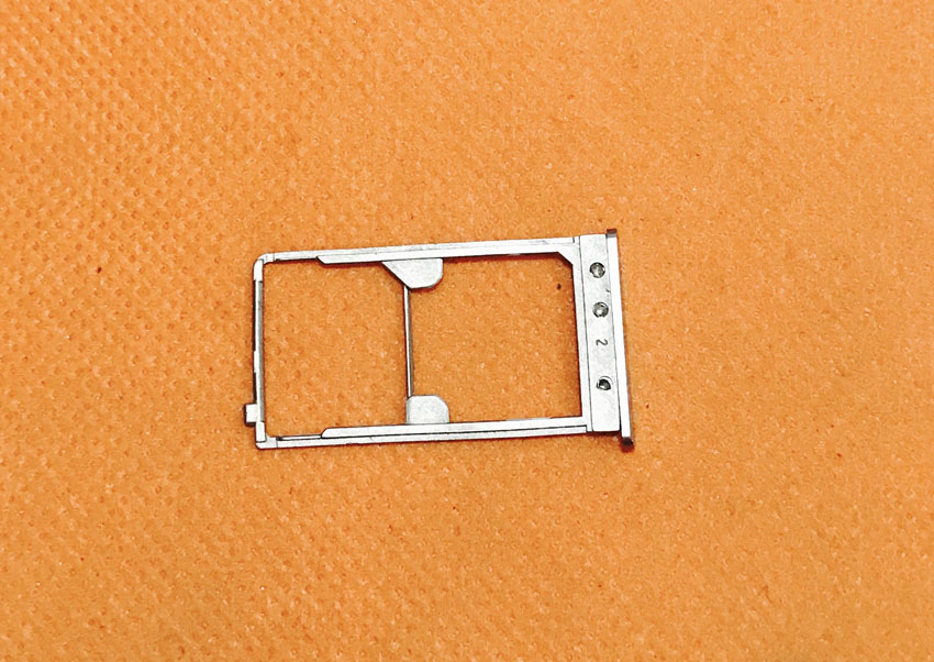 Used Original Sim Card Holder Tray Card Slot for Blackview R7 MTK6755 Octa Core 5.5 FHD Free shipping