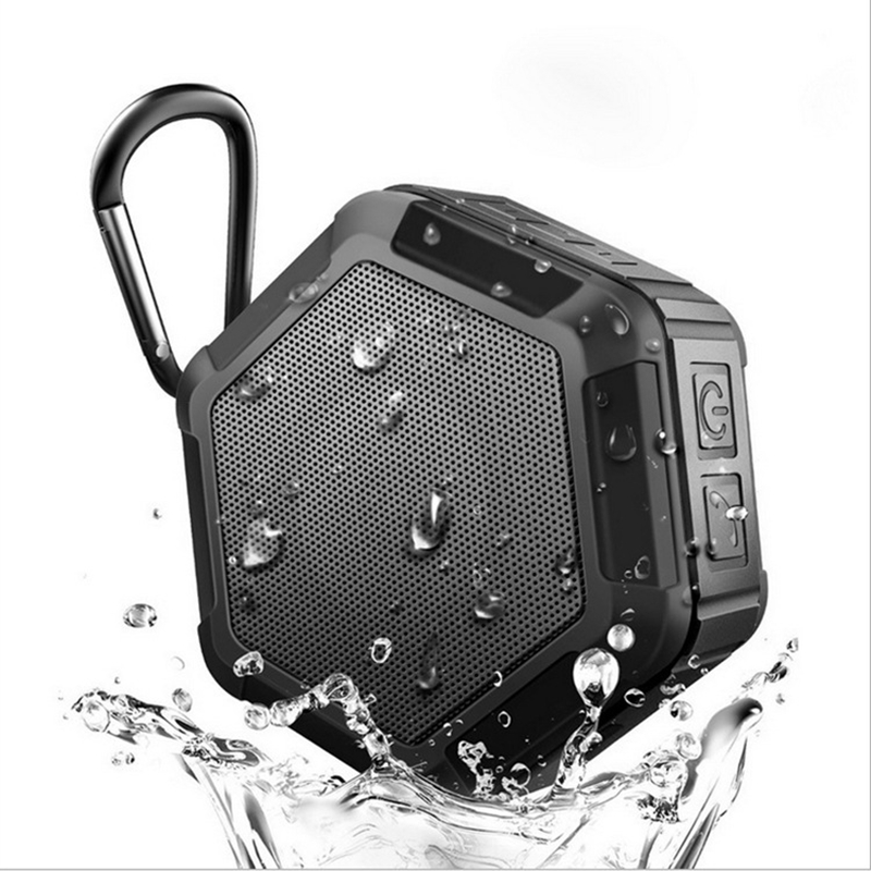 Waterproof Outdoor Bluetooth font b Speaker b font Portable Wireless Subwoofer Loudspeaker Shower Bicycle font b