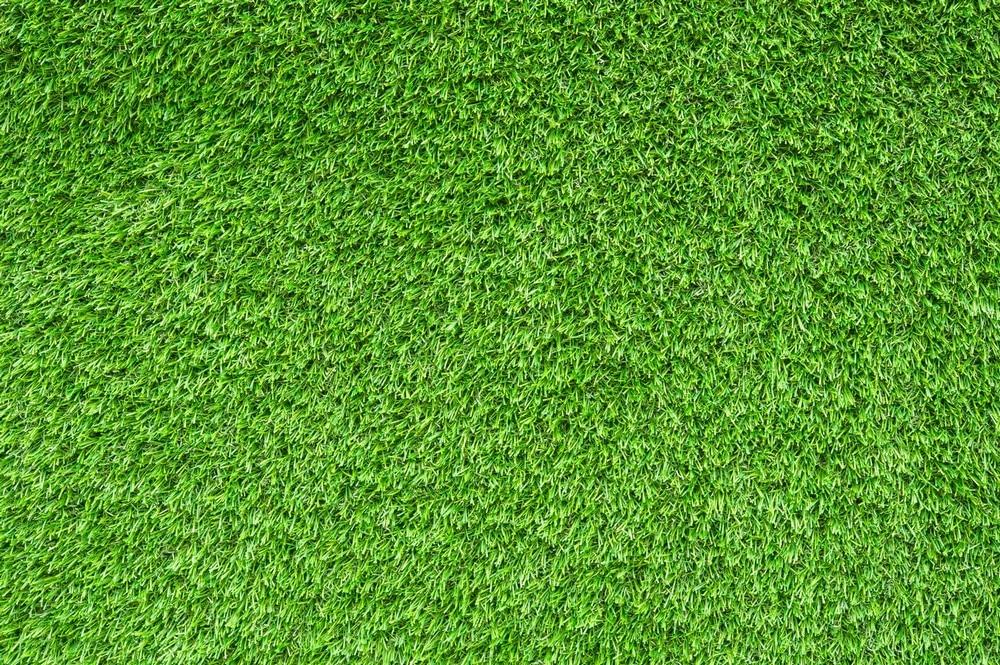 Artificial Fake Green Grass Background Vinyl Cloth High