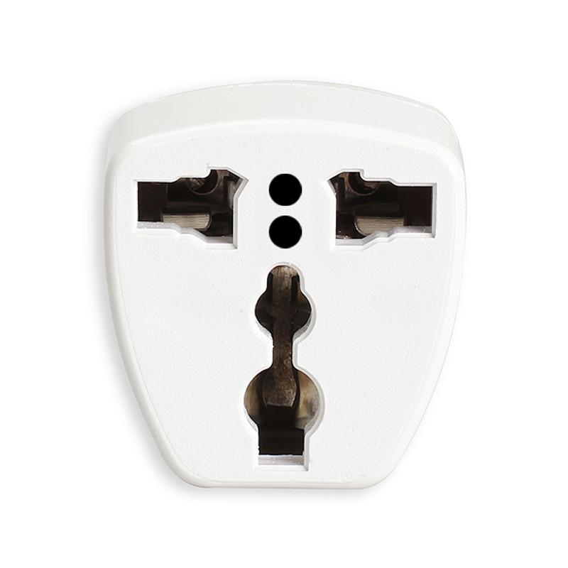 Universal UK US to EU Europe Travel Power Adapter Converter Wall Plug Socket Electrical Socket Outlet L3EF