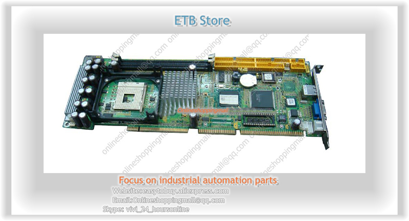 Industrial motherboard Hicore-i6414vl cpu card good quality aaeon sbc 554 a1 3 industrial motherboard card with good quality wholesale