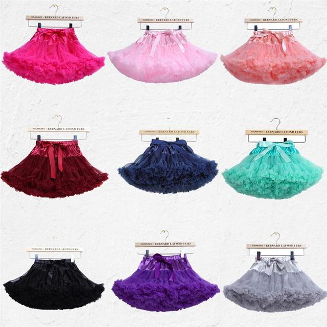 703e5731c Free Shipping Baby Girls Chiffon Fluffy Pettiskirts Tutu Princess ...