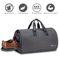 Modoker Neue Reisetasche Schulter Strap Seesack Business Mode Tragen auf Hängen Kleidung Mehrere Taschen hohe qualität Oxford