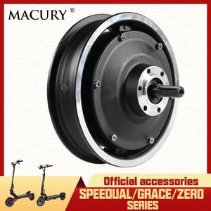 Image 1 - מקורי מנוע רק עבור חשמלי קטנוע Speedual מיני בתוספת גרייס אפס 8 9 10 אפס 8X 10X 11X Macury 36V 48V 52V 60V 72V מנוע