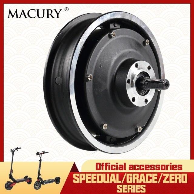 מקורי מנוע רק עבור חשמלי קטנוע Speedual מיני בתוספת גרייס אפס 8 9 10 אפס 8X 10X 11X Macury 36V 48V 52V 60V 72V מנוע