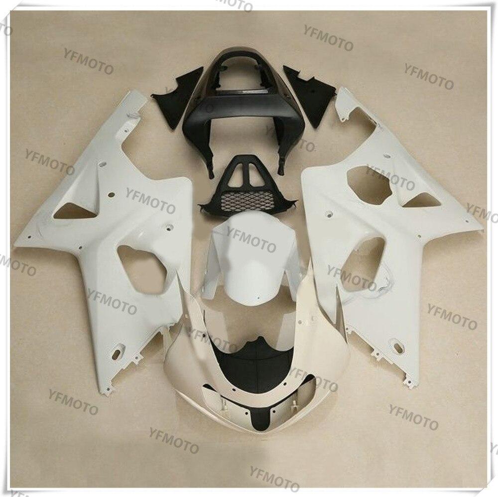 Motorcycle Unpainted GSXR1000 Fairing Body Work For SUZUKI GSXR1000 GSXR 1000 2000 2001 2002 +4 Gift