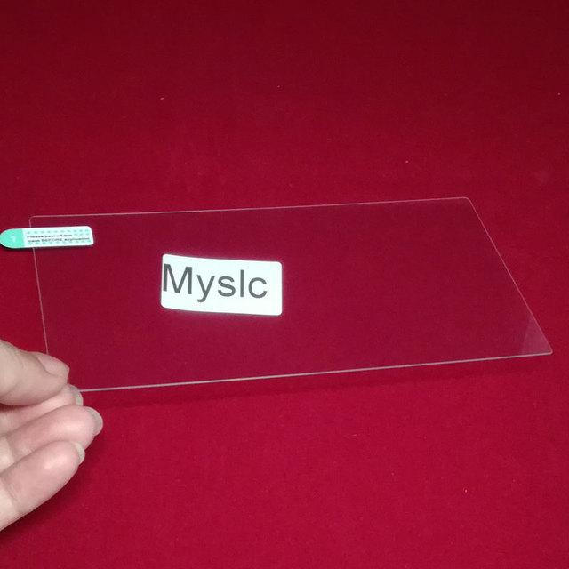 Myslc vidrio templado para Prestigio Grace 3101 4G LTE PMT3101 4G de la tableta de 10,1 pulgadas
