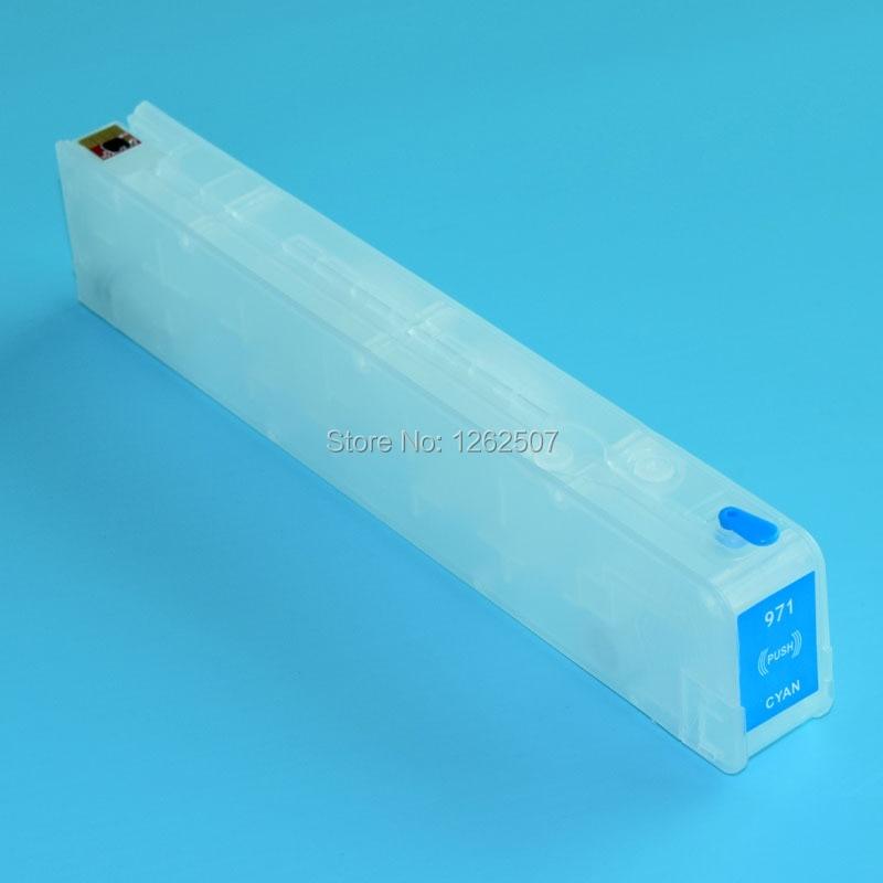 HP970xl HP971xl 970 Nachfülltintenpatrone mit Arc Chip Für HP - Büroelektronik - Foto 5