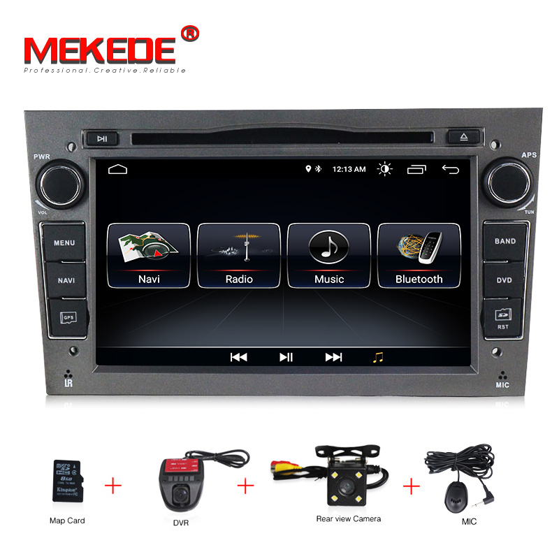 Free shipping! Android 8.0 1024*600 Car dvd player radio audio For Opel Astra H G J Vectra Antara Zafira Corsa Meriva Vivaro GPS