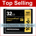 160MB/s Brand 1066x 32GB CF Card UDMA 7 VPG-65 PRO CompactFlash Memory Card For Digital DSLR Camera HD Camcorder DV CF Device