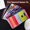 DIY Soft TPU Pudding Mobile Phone Cases For Huawei Honor 5X Honor Play 5X Mate 7 Mini GR5 5.5 inch shell cover case phone shell