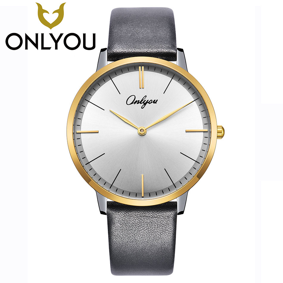 ONLYOU Women's Quartz Watch Lady Colorful strap Fashion Dress Charming Chain Style Female Men Casual Hands Watch Male Clock Gift onlyou brand luxury watch men women fashion steel quartz watch wristwatches ladies dress watch male female clock watch 8890