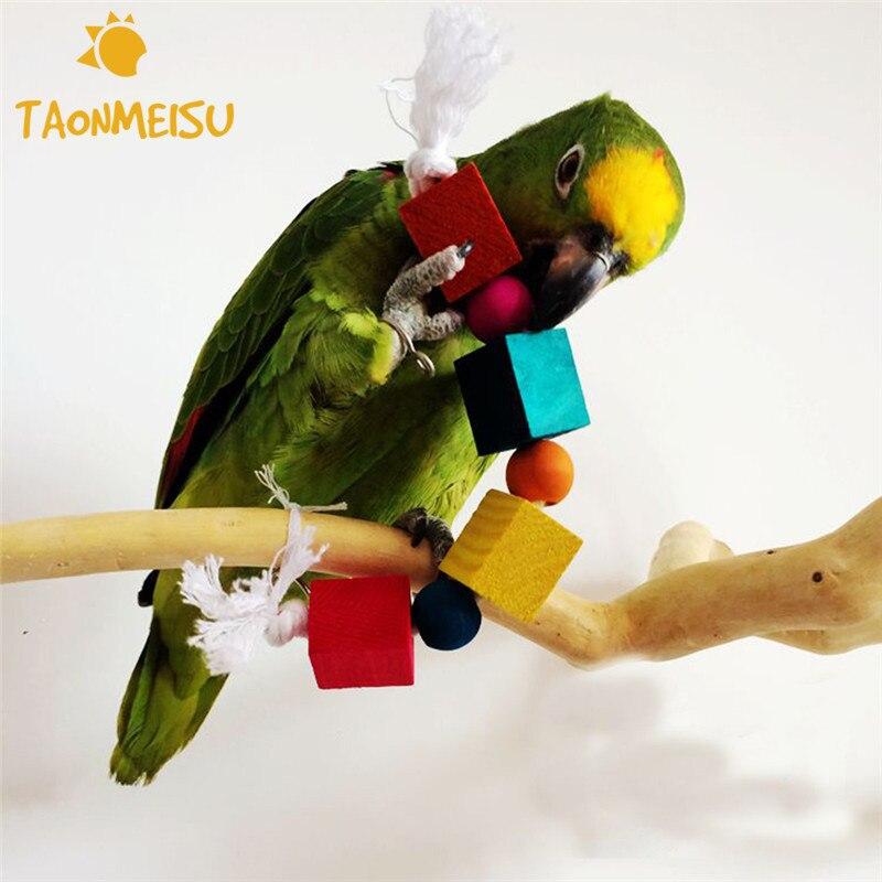2015 Pet Bird Bites Πολύχρωμο παιχνίδι - Προϊόντα κατοικίδιων ζώων