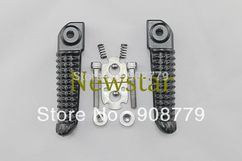 New Rear Foot Pegs Footrest For Yamaha YZF R6 2004 2005