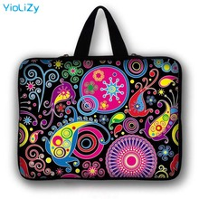 WOW print Laptop Bag tablet Case 9.7 12 13.3 14.1 15.6 17.3 inch Notebook sleeve cover For macbook pro 13 retina LB-3106