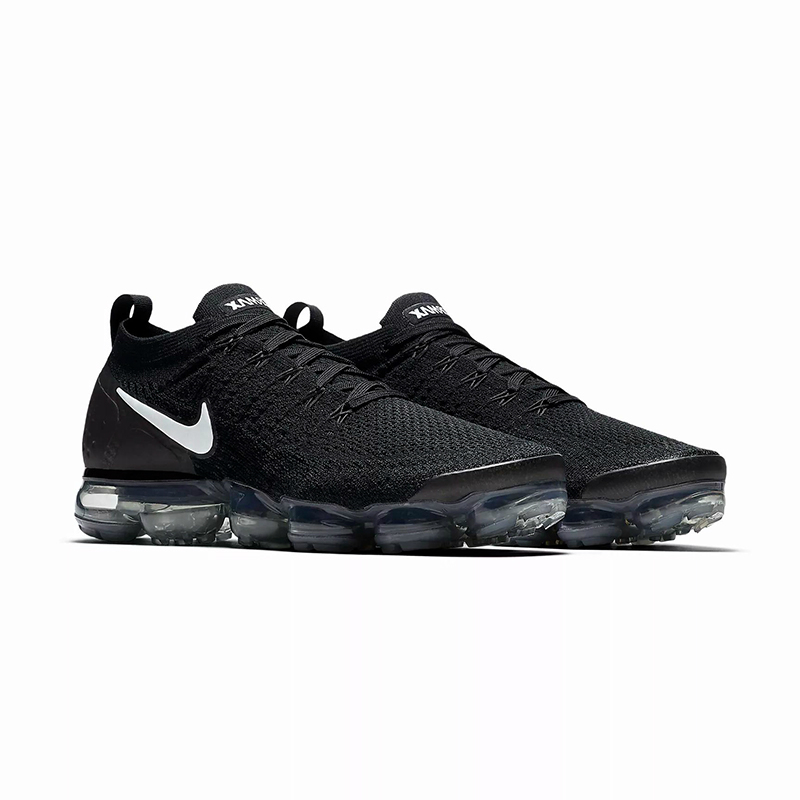 6e79aa12ee Original NIKE AIR VAPORMAX FLYKNIT 2.0 Authentic Mens Running Shoes  Breathable Sport Outdoor Sneakers Durable Athletic 942842