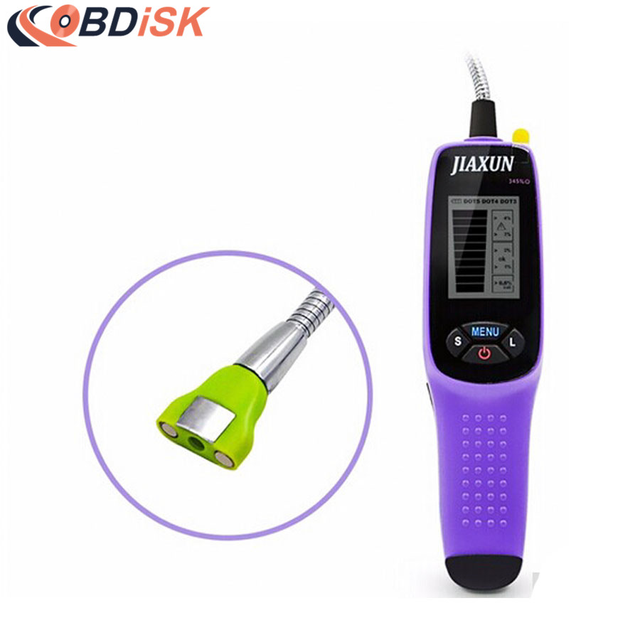 Brake Fluid Tester 3451L Digital Brake Fluid Inspection Tester with LED Screen Free Shipping  цены