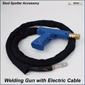 Stud Spotter Accessory Welding Gun with Electric Cable,GW-001