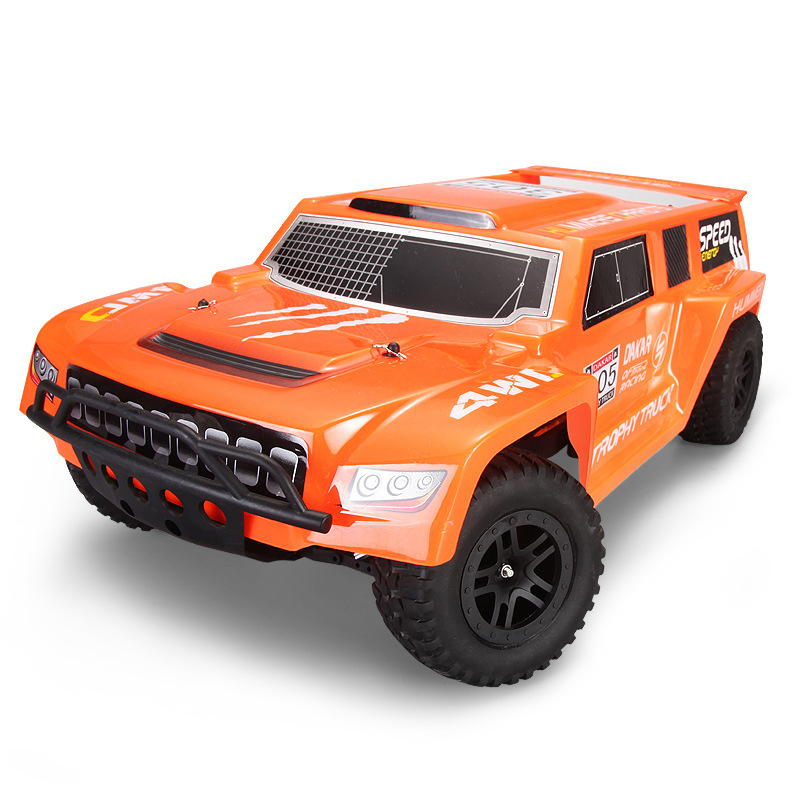 RC  Car WLtoys K939 Racing 1/10 4WD 2.4G Electric RC Short Course RTR High-Speed Remote Control Car Toys Truck Buggy hsp rc car 1 8 nitro power remote control car 94862 4wd off road rally short course truck rtr similar redcat himoto racing
