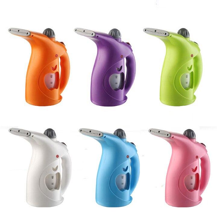 все цены на Garment Steamer Iron For Clothes Handy Heater Mini Handheld Garment Steamer 220v Free Shipping онлайн
