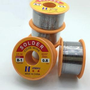 Image 5 - 0.5/0.6/0.8/1.0/1.2/1.5/2mm 100g/roll 63/37 Tin lead alloy Rosin Core 2% Flux Reel Welding Line Solder Wire Clean Rosin Core 318