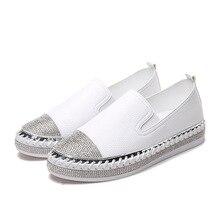 MFUU22/2018 г. Новая весенняя женская парусиновая обувь хорошего качества, красивая прогулочная обувь на плоской подошве в Корейском стиле