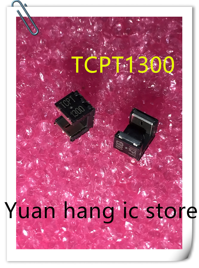 Free Shipping 5PCS TCPT1300X01 TCPT1300 TCPT 1300 SMD Compact Delivery Of Optical Sensors And Transistor Outputs