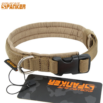 EXCELLENT ELITE SPANKER Pet Dog Collar Collar For Small Dog Adjustable Puppy Dog Collars With Duraflex Buckle And Soft Inner