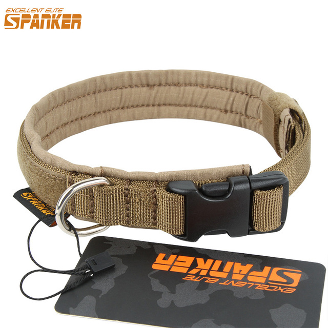SPANKER Dog Collar  Duraflex Buckle
