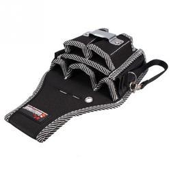 9 em 1 chave de fenda kit utilitário titular qualidade superior 600d tecido saco de ferramentas eletricista cintura bolso ferramenta cinto bolsa