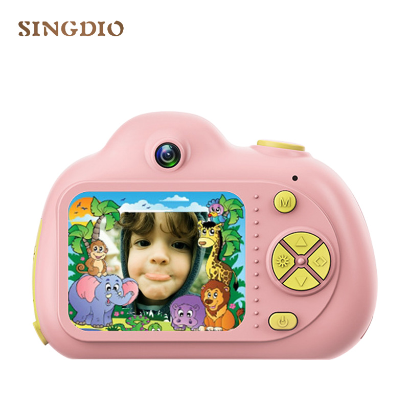 Honing Leuke Mini Camera Speelgoed Fotografie Speelgoed Voor Kids Verkwikkende Bloedcirculatie En Stoppen Van Pijn