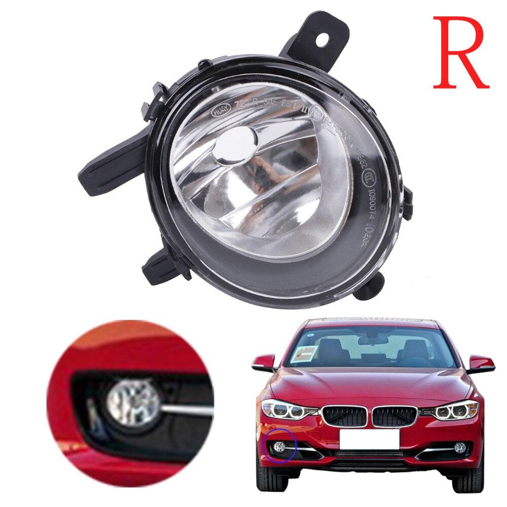 Right Front Bumper Fog Light Head Foglamp For BMW F22 F30 F35 320i 328i 335i 3-Series 2012 - 2015 OEM 63177248912 #3079-R клаксон oem 12v 3 22 air raid