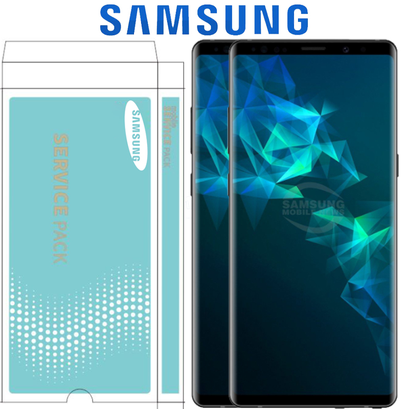 ORIGINAL SUPER AMOLED 6 4 LCD with frame for SAMSUNG GALAXY Note 9 Note9 N960D N960F Innrech Market.com