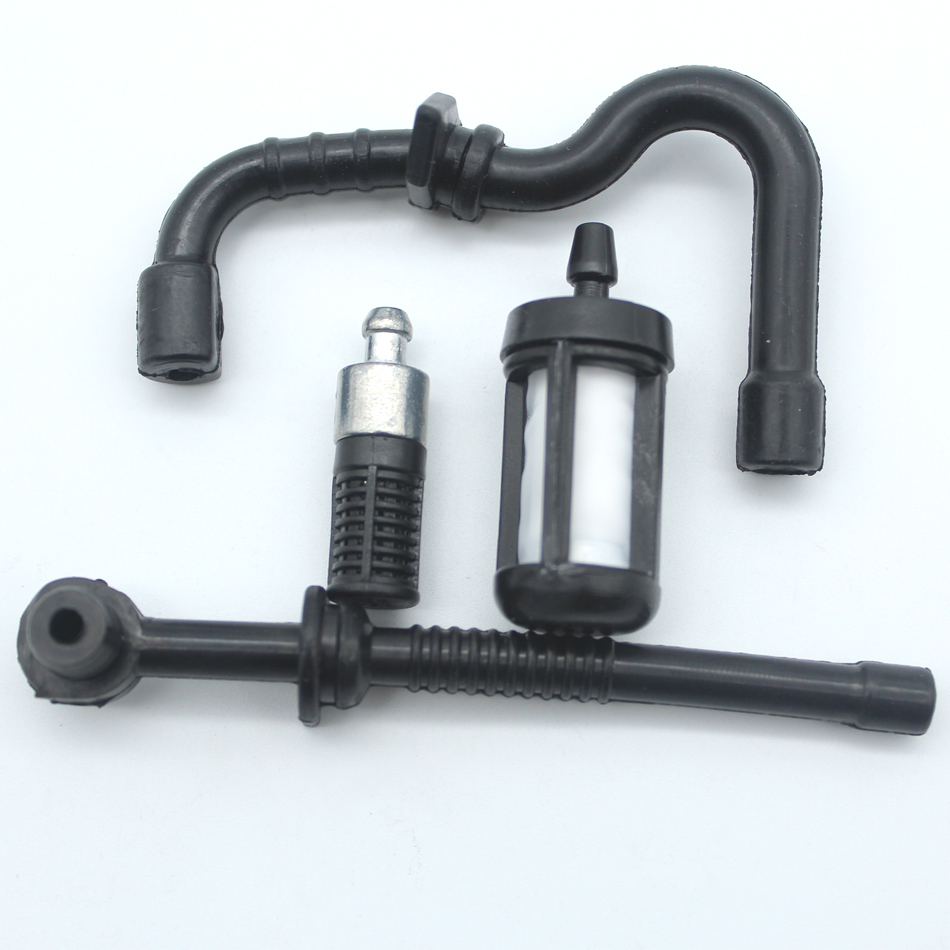 Gas Fuel Oil Hose Line Filter Service Kit For STIHL MS180 MS170 MS 180 170 018 017 Gasoline Chainsaw Rubber Parts