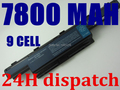 7800mah 11.1v battery for acer Aspire 4741 5742G 5552G 5742 5750G 5741G AS10D31 AS10D51 AS10D81 AS10D75 AS10D61 AS10D41 AS10D71