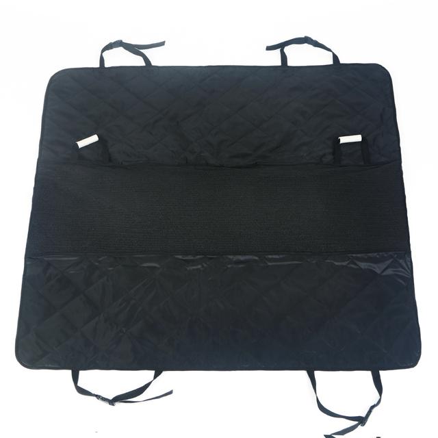 HOOPET Dog Cat Car Seat Pet Cover Rear Back Mat Cushion Protector Waterproof Hammock Two Colors