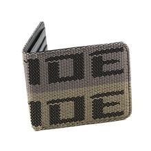 Дропшиппинг) JDM ремень безопасности автомобиля авто бумажник кошелек Клип гоночный ткань кожа холст чехол для ключей BR