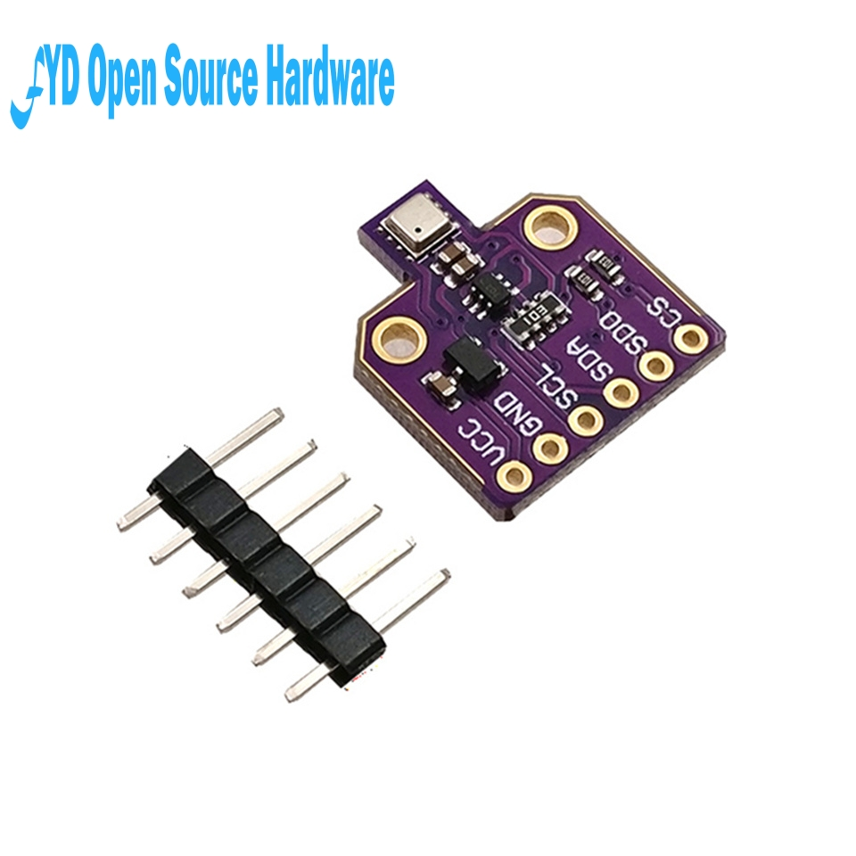 1 stücke BME680 Digitale Temperatur Feuchtigkeit Druck Sensor CJMCU-680 Hohe Höhe Sensor Modul Entwicklung Bord