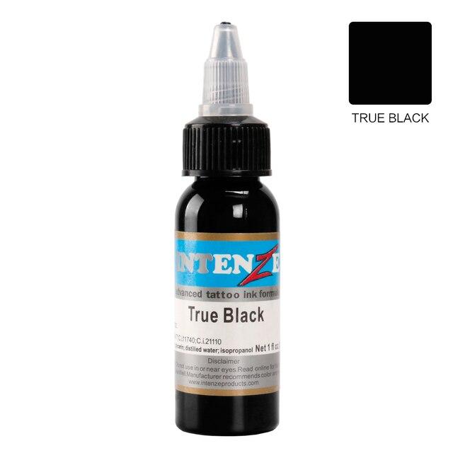1pcs Ink Tattoo ink black Permanent Makeup Pigment Pigmento Microblading Micropigmentation Pigments for Eyebrow Tattoo Pen