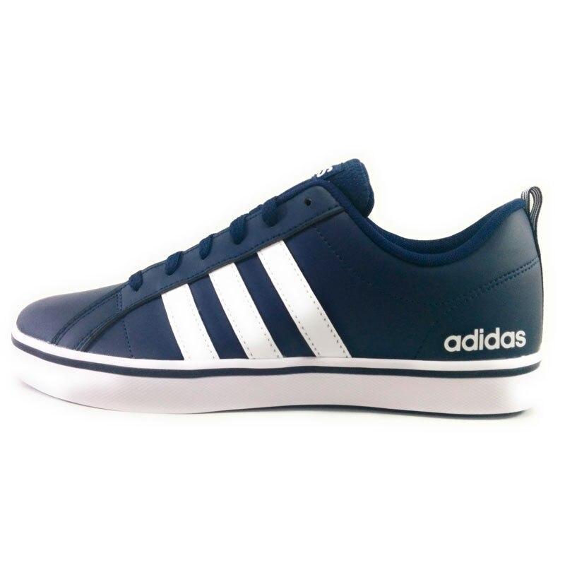 Adidas vs pace-ESTATE Sintetico blu tendenza Tenis uomo sneaker 2018 urbano