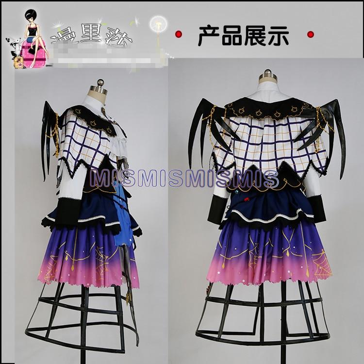Image 3 - New Anime Love Live Sunshine Aqours Yoshiko Tsushima Halloween Dresses Cosplay Costume Full Sets AAnime Costumes   -