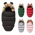 Neugeborenen Umschlag Baumwolle Warme Baby Schlafsack Schlaf Sack für Neugeborene 0-36 Monate