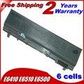 Bateria do portátil para dell Latitude E6400 M2400 E6410 E6510 E6500 M4400 M4500 M6400 M6500 1M215 312-0215 312-0748 312-0749
