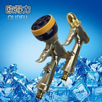 Auto Care Top Quality All Copper High Pressure Car Washing Water Gun High Voltage Copper Gun