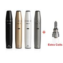 GreenSound TOBA ICOS with replace coil vape pen 1500mah Electronic cigarette vaporizer kit vaper cigarettes for vapor hookah
