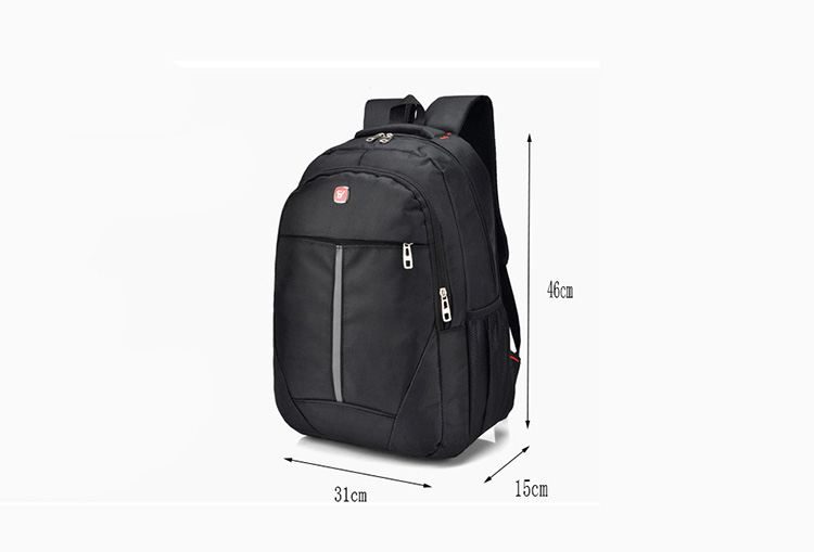 Topdudes.com - 15.6inch Laptop Large Capacity Oxford Travel Backpack